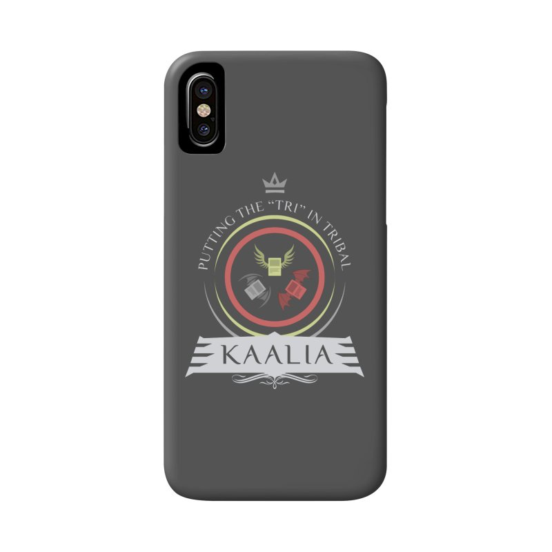Commander Kaalia Accessories Phone Case by Epic Upgrades