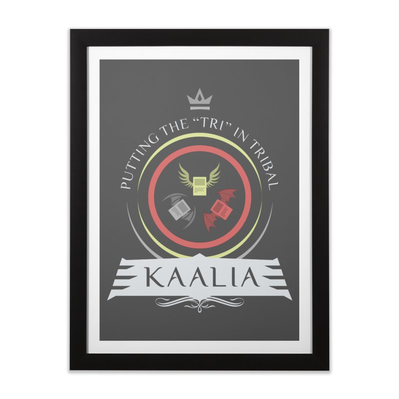 Commander Kaalia Home Framed Fine Art Print by Epic Upgrades