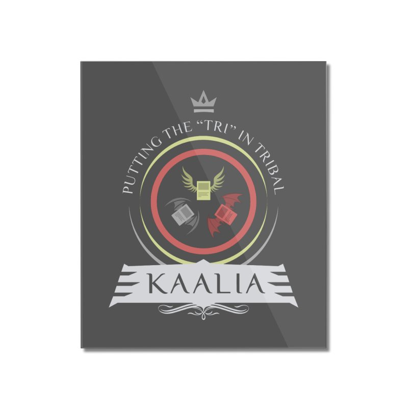Commander Kaalia Home Mounted Acrylic Print by Epic Upgrades