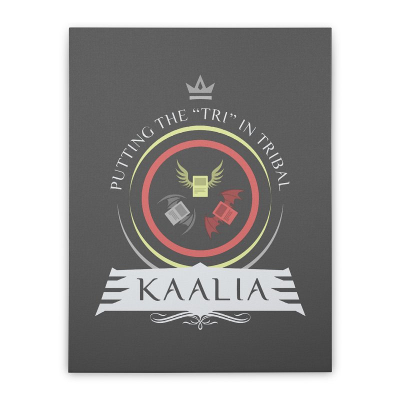 Commander Kaalia Home Stretched Canvas by Epic Upgrades