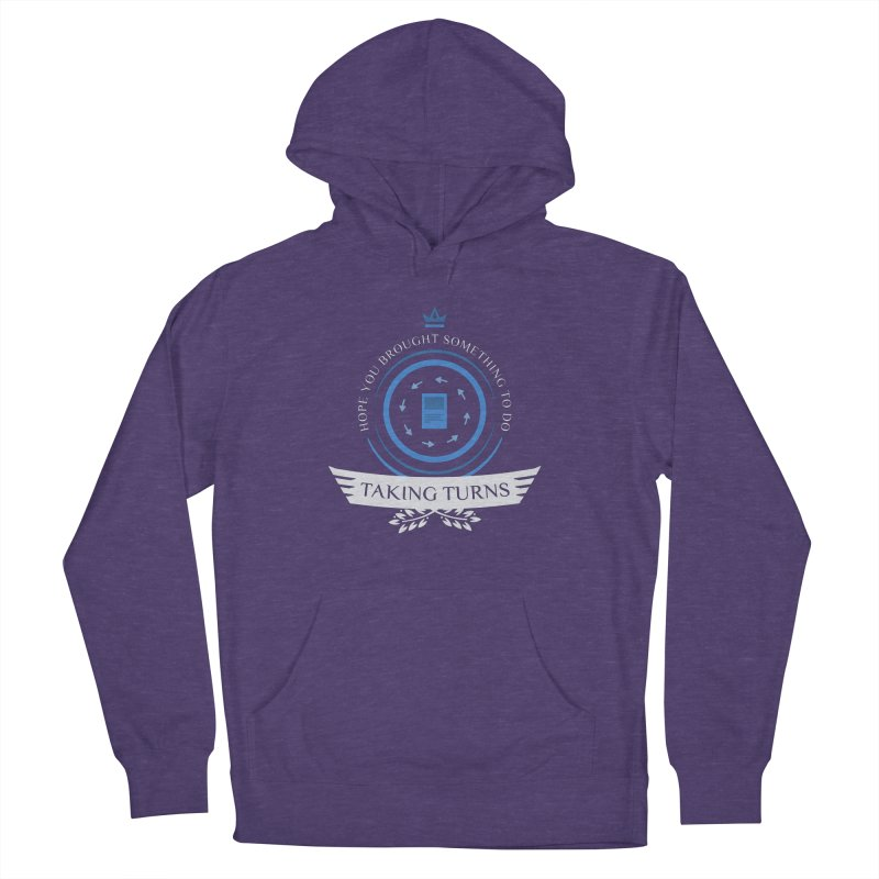 Taking Turns Men's Pullover Hoody by Epic Upgrades