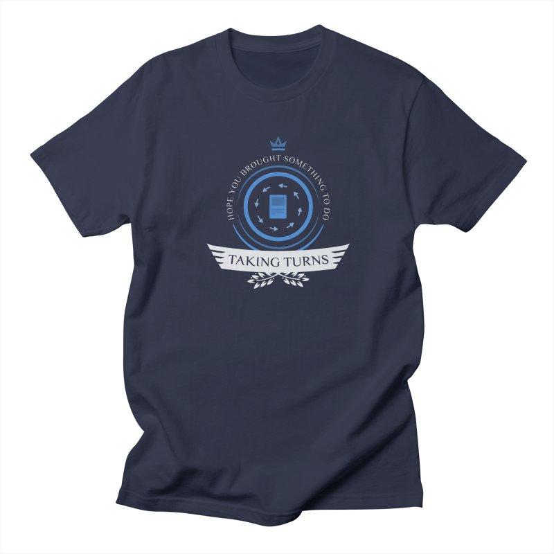 Taking Turns Men's Regular T-Shirt by Epic Upgrades