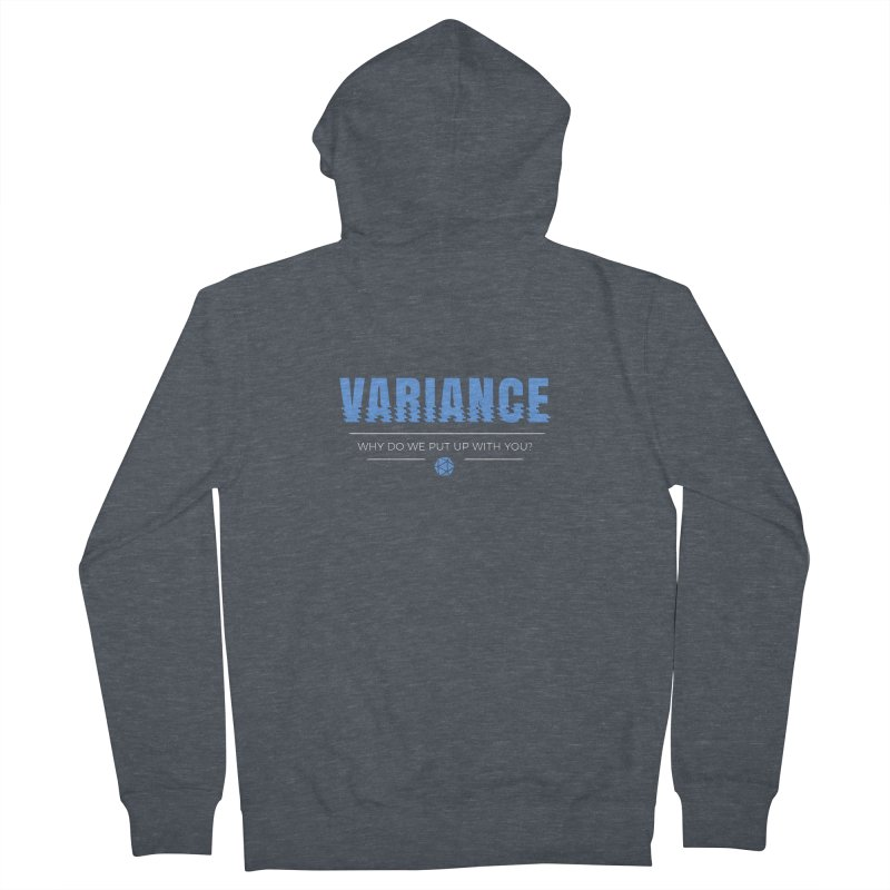 Variance Men's Zip-Up Hoody by Epic Upgrades