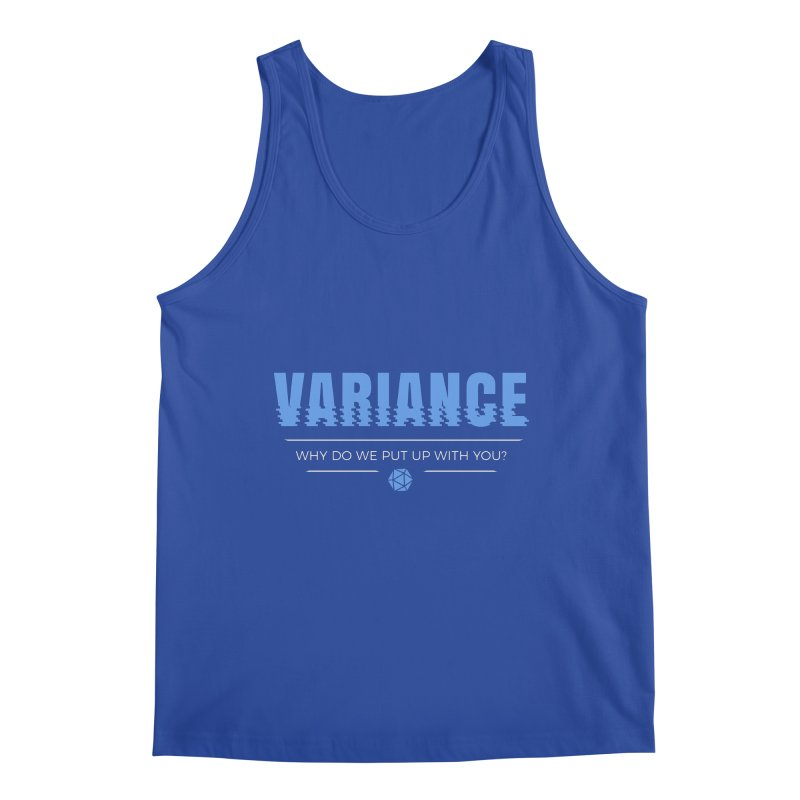 Variance Men's Tank by Epic Upgrades