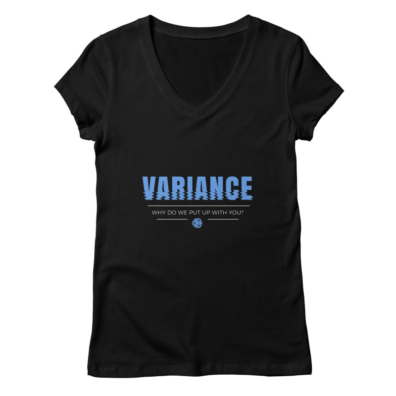 Variance Women's V-Neck by Epic Upgrades