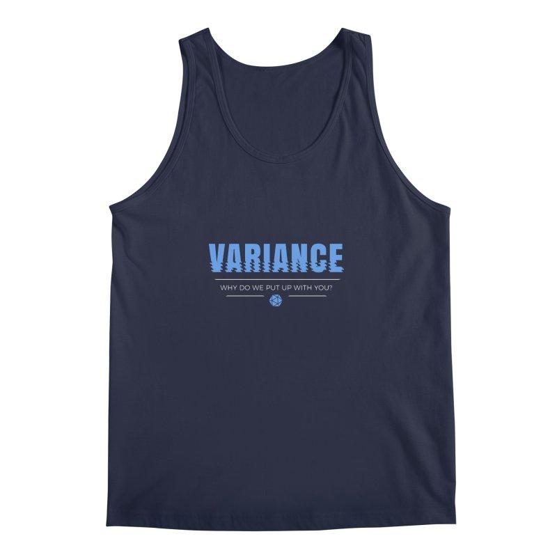 Variance Men's Regular Tank by Epic Upgrades
