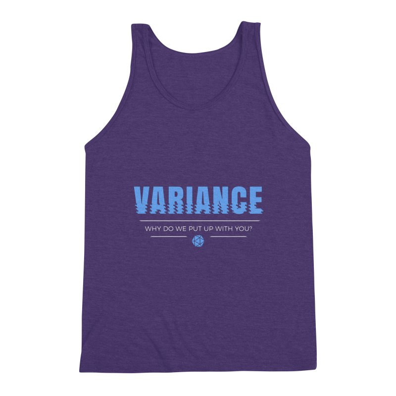 Variance Men's Triblend Tank by Epic Upgrades