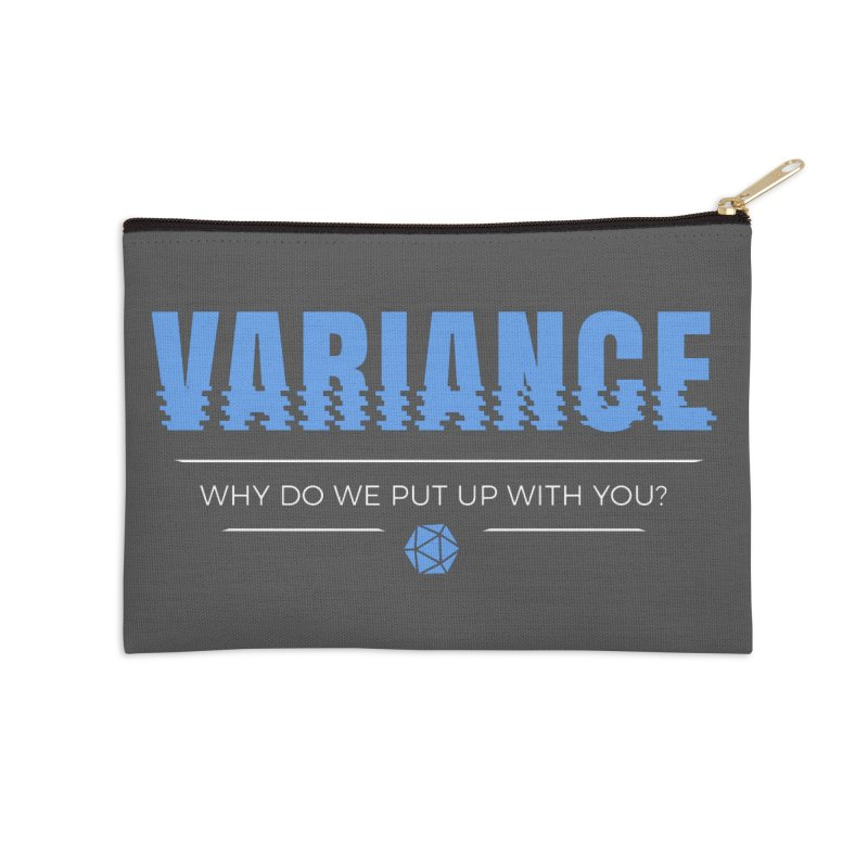 Variance Accessories Zip Pouch by Epic Upgrades