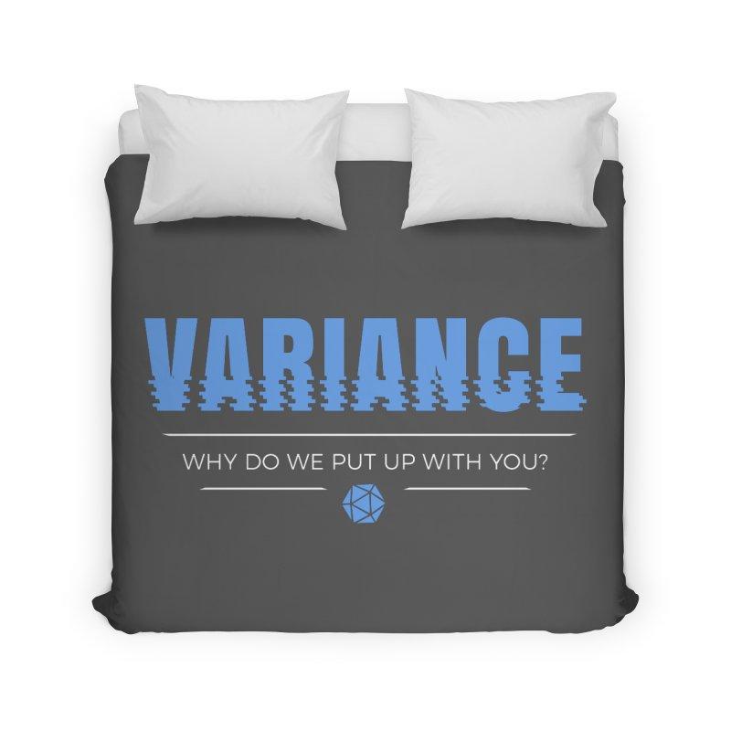 Variance Home Duvet by Epic Upgrades