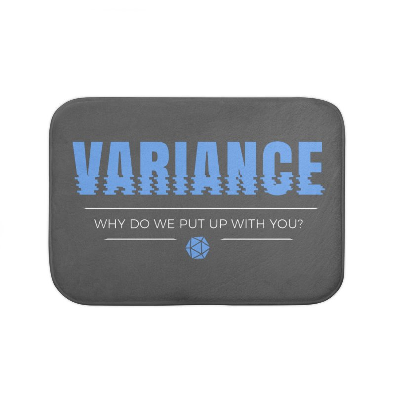 Variance Home Bath Mat by Epic Upgrades