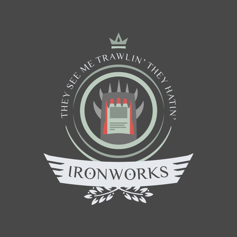 Ironworks Life Accessories Phone Case by Epic Upgrades