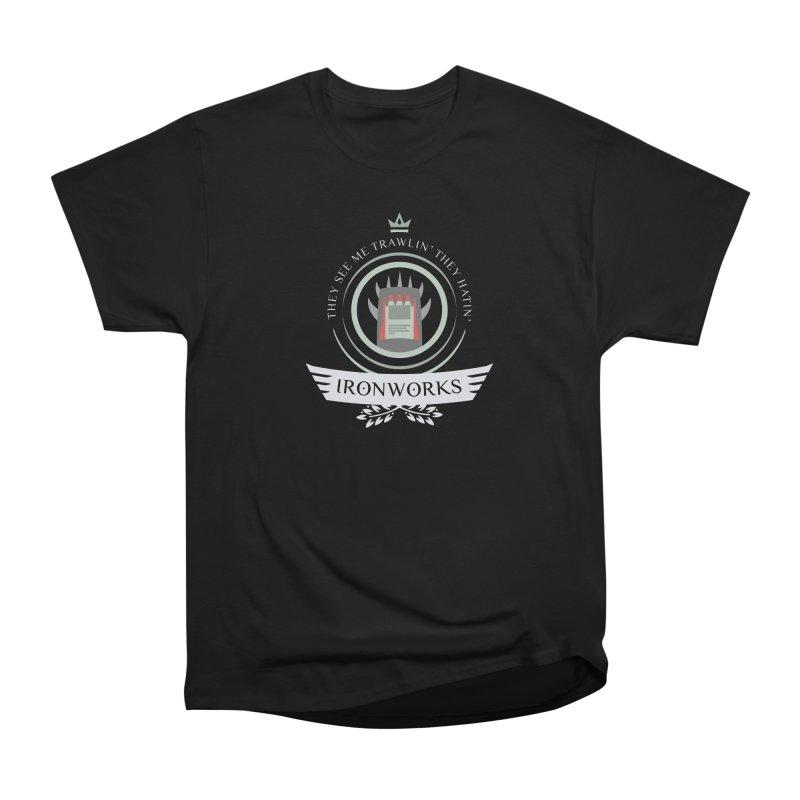 Ironworks Life Women's Heavyweight Unisex T-Shirt by Epic Upgrades