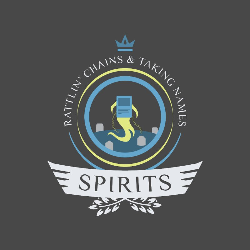Spirits Life Women's T-Shirt by Epic Upgrades