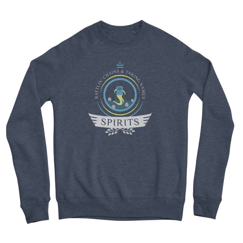 Spirits Life Women's Sponge Fleece Sweatshirt by Epic Upgrades