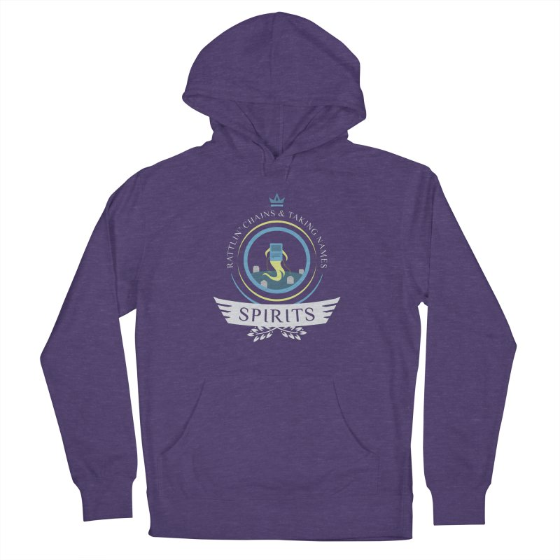 Spirits Life Men's French Terry Pullover Hoody by Epic Upgrades
