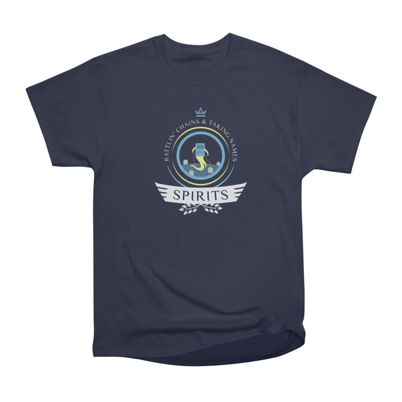 Spirits Life Men's Heavyweight T-Shirt by Epic Upgrades