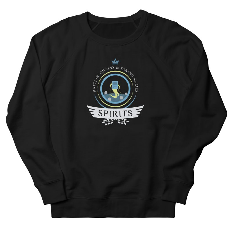 Spirits Life Men's French Terry Sweatshirt by Epic Upgrades
