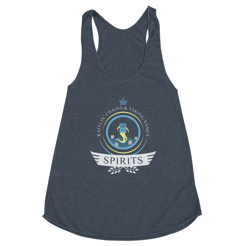 Spirits Life Women's Tank by Epic Upgrades