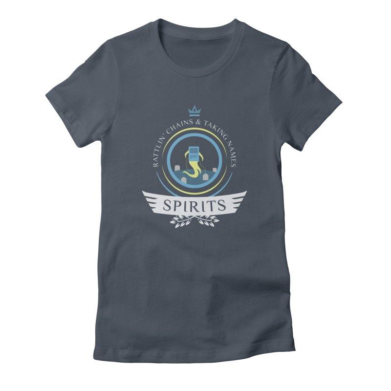 Spirits Life Women's T-Shirt by Epic Upgrades