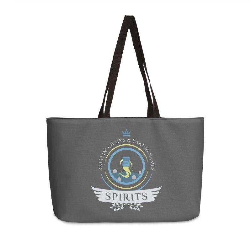 Spirits Life Accessories Weekender Bag Bag by Epic Upgrades