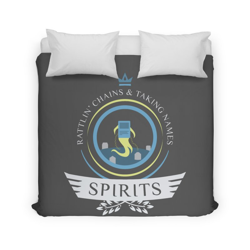 Spirits Life Home Duvet by Epic Upgrades