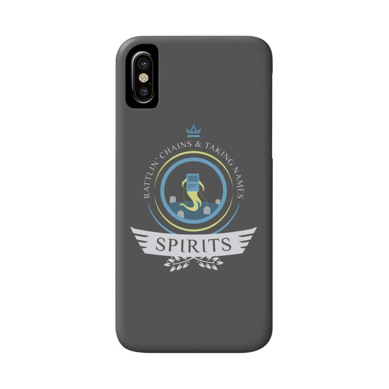 Spirits Life Accessories Phone Case by Epic Upgrades
