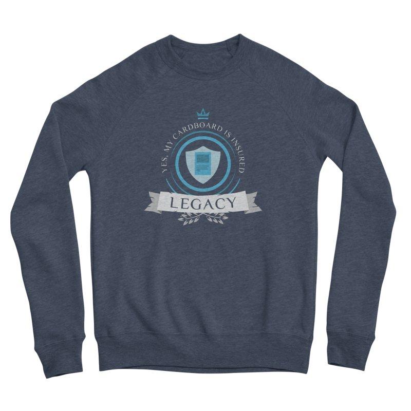 Legacy Life Men's Sponge Fleece Sweatshirt by Epic Upgrades