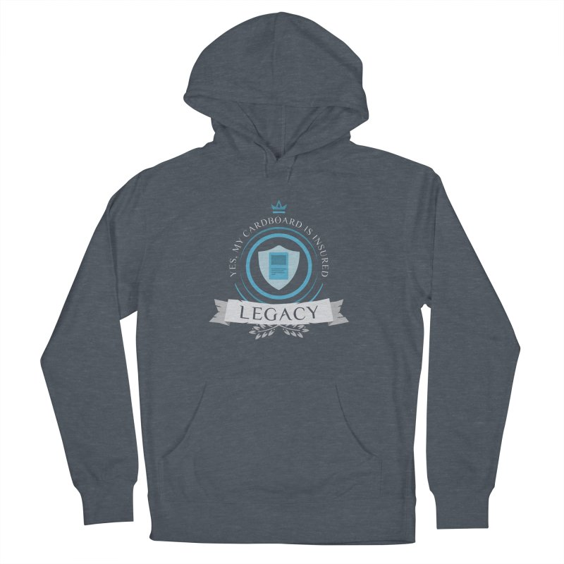 Legacy Life Women's French Terry Pullover Hoody by Epic Upgrades