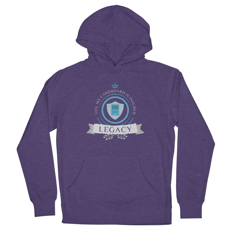 Legacy Life Men's French Terry Pullover Hoody by Epic Upgrades