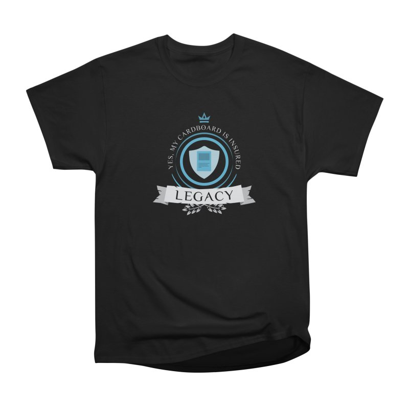 Legacy Life Men's T-Shirt by Epic Upgrades