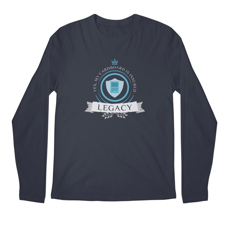 Legacy Life Men's Regular Longsleeve T-Shirt by Epic Upgrades