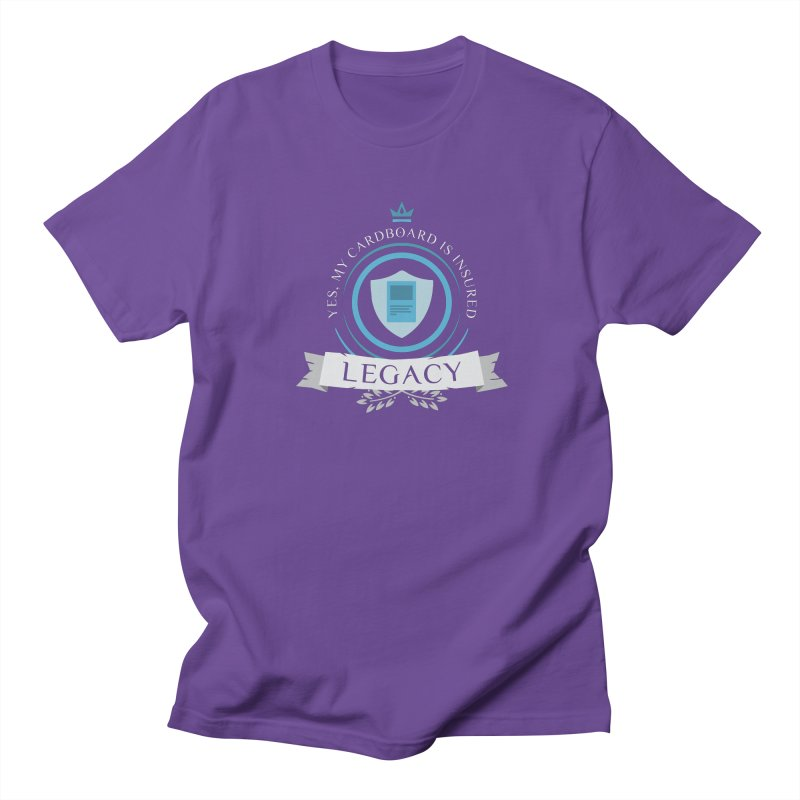 Legacy Life Men's Regular T-Shirt by Epic Upgrades
