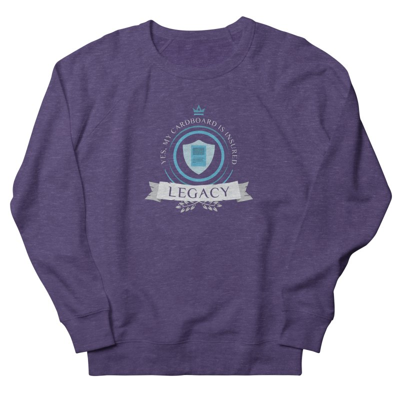 Legacy Life Men's French Terry Sweatshirt by Epic Upgrades