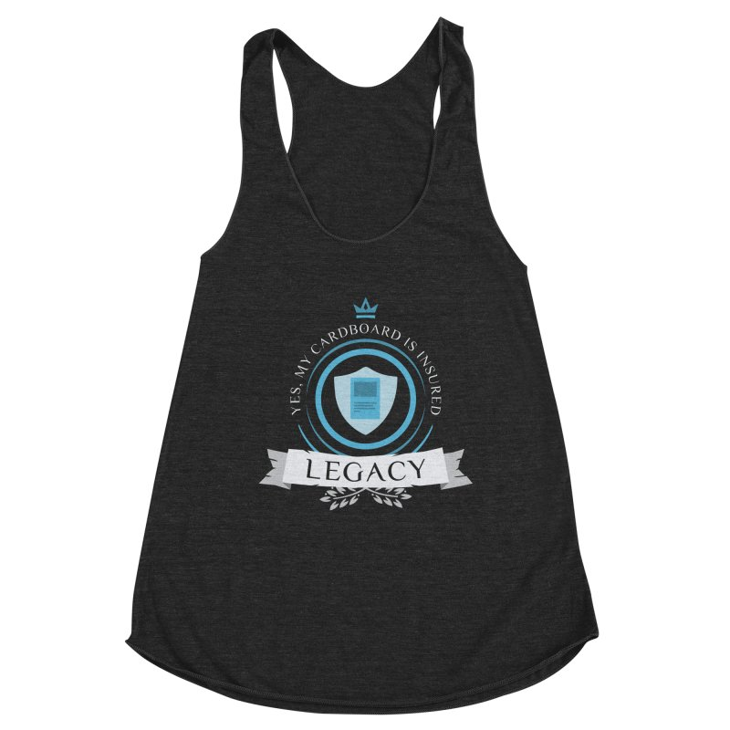 Legacy Life Women's Racerback Triblend Tank by Epic Upgrades