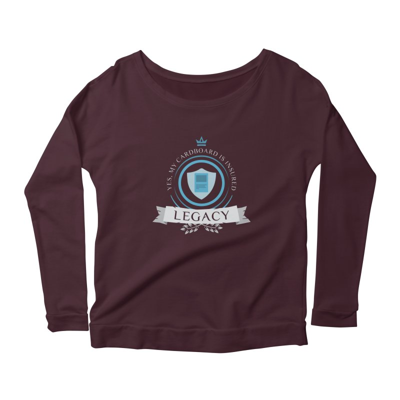 Legacy Life Women's Longsleeve T-Shirt by Epic Upgrades