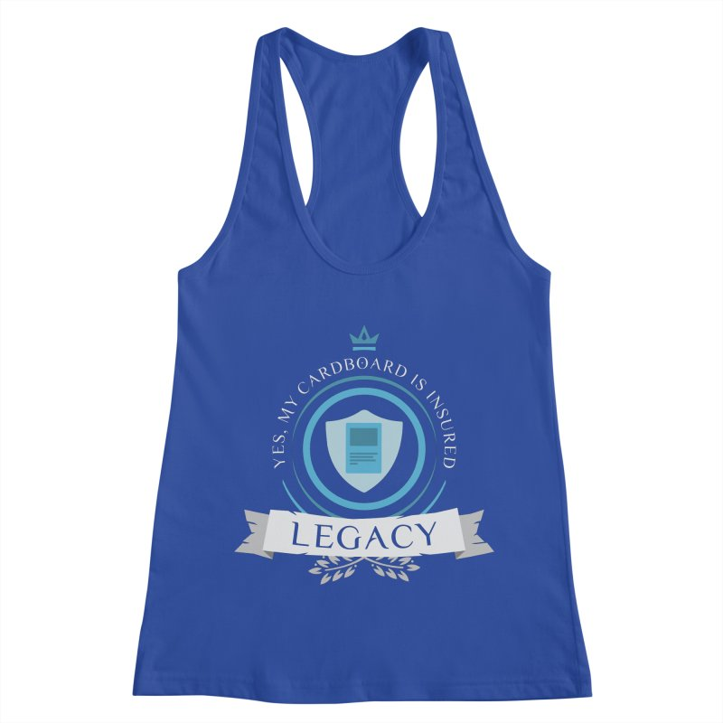 Legacy Life Women's Racerback Tank by Epic Upgrades