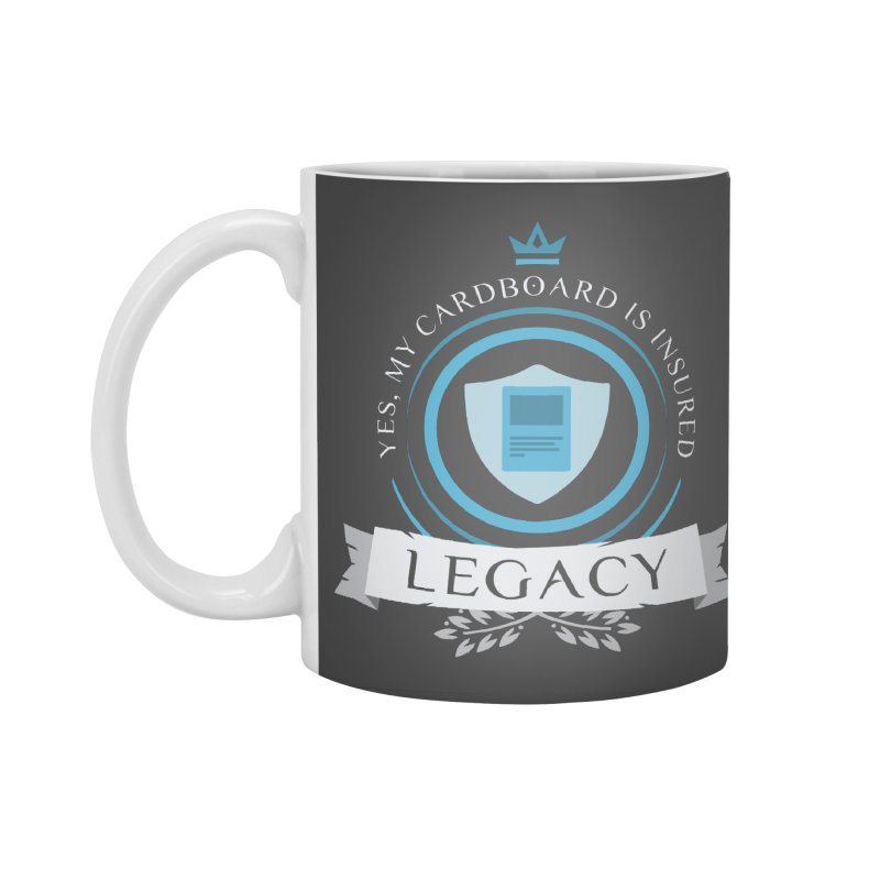 Legacy Life Accessories Standard Mug by Epic Upgrades