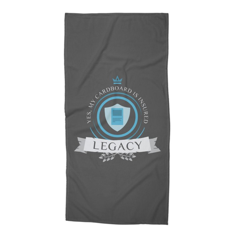 Legacy Life Accessories Beach Towel by Epic Upgrades