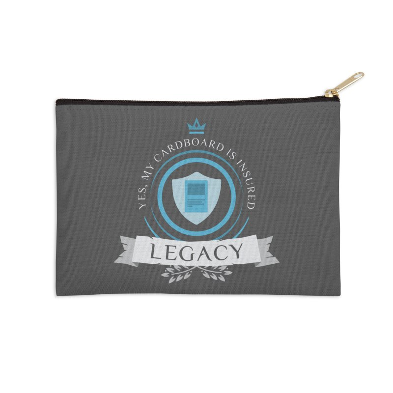 Legacy Life Accessories Zip Pouch by Epic Upgrades