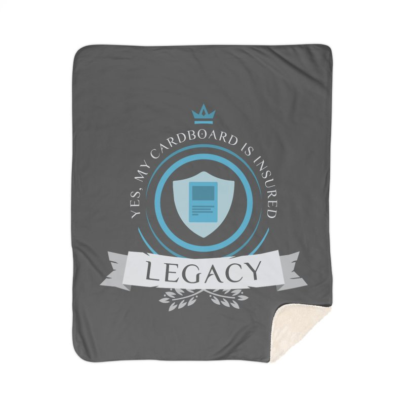 Legacy Life Home Sherpa Blanket Blanket by Epic Upgrades