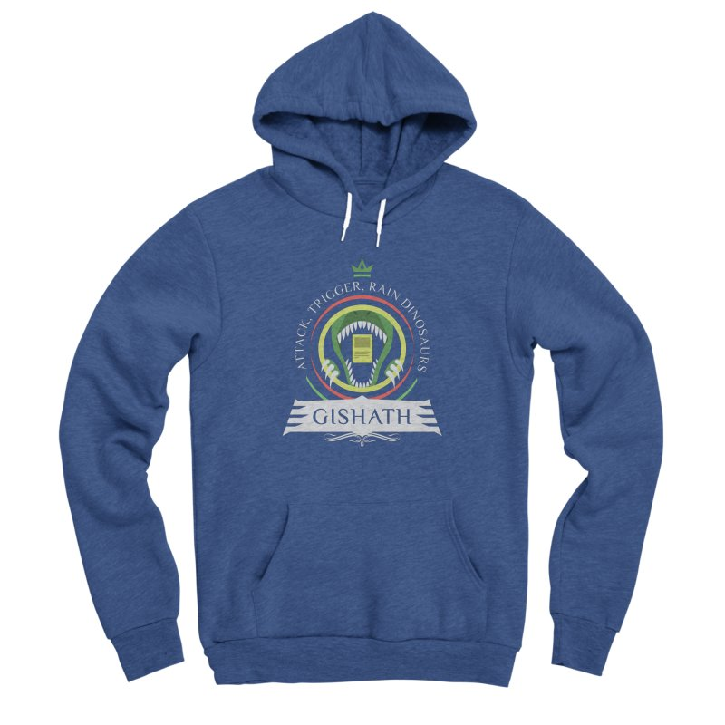 Commander Gishath Men's Pullover Hoody by Epic Upgrades