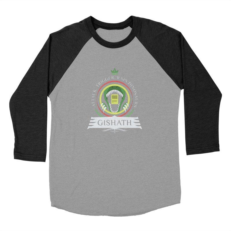 Commander Gishath Men's Longsleeve T-Shirt by Epic Upgrades