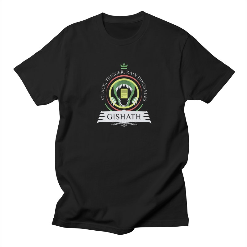 Commander Gishath Men's Regular T-Shirt by Epic Upgrades