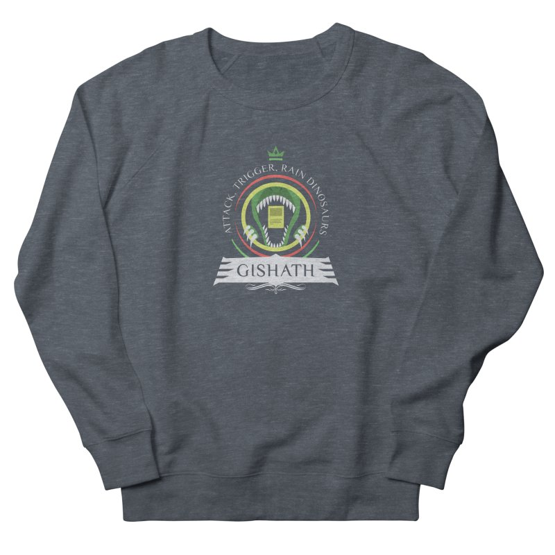 Commander Gishath Women's French Terry Sweatshirt by Epic Upgrades