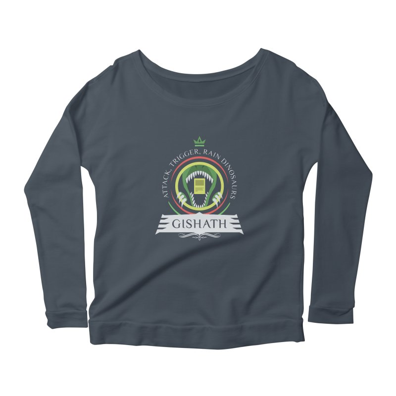 Commander Gishath Women's Longsleeve T-Shirt by Epic Upgrades
