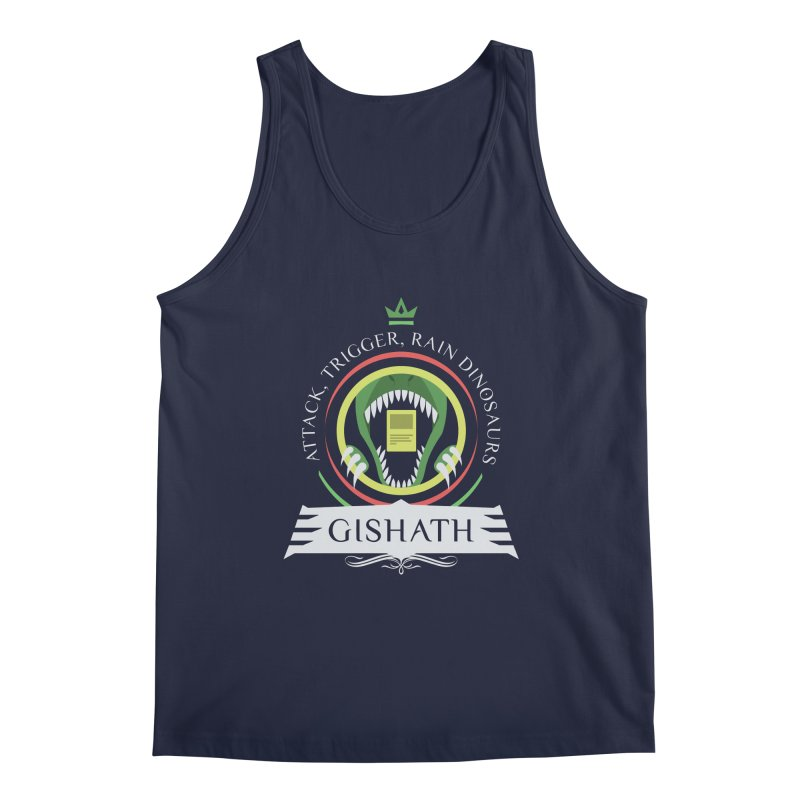 Commander Gishath Men's Regular Tank by Epic Upgrades