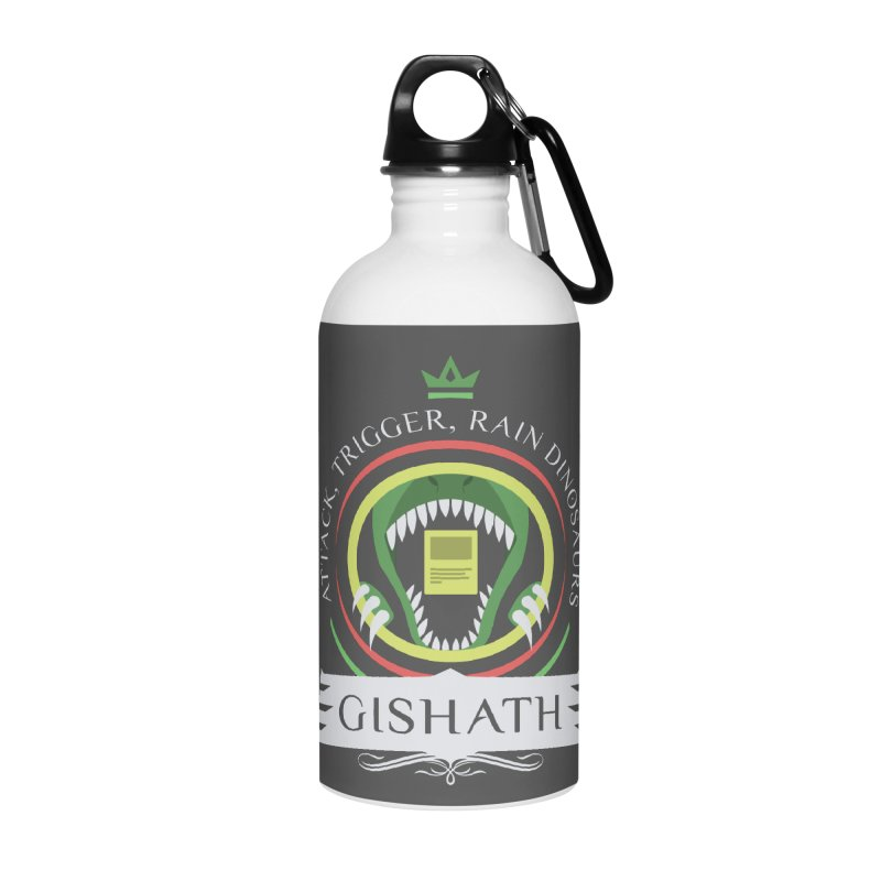 Commander Gishath Accessories Water Bottle by Epic Upgrades