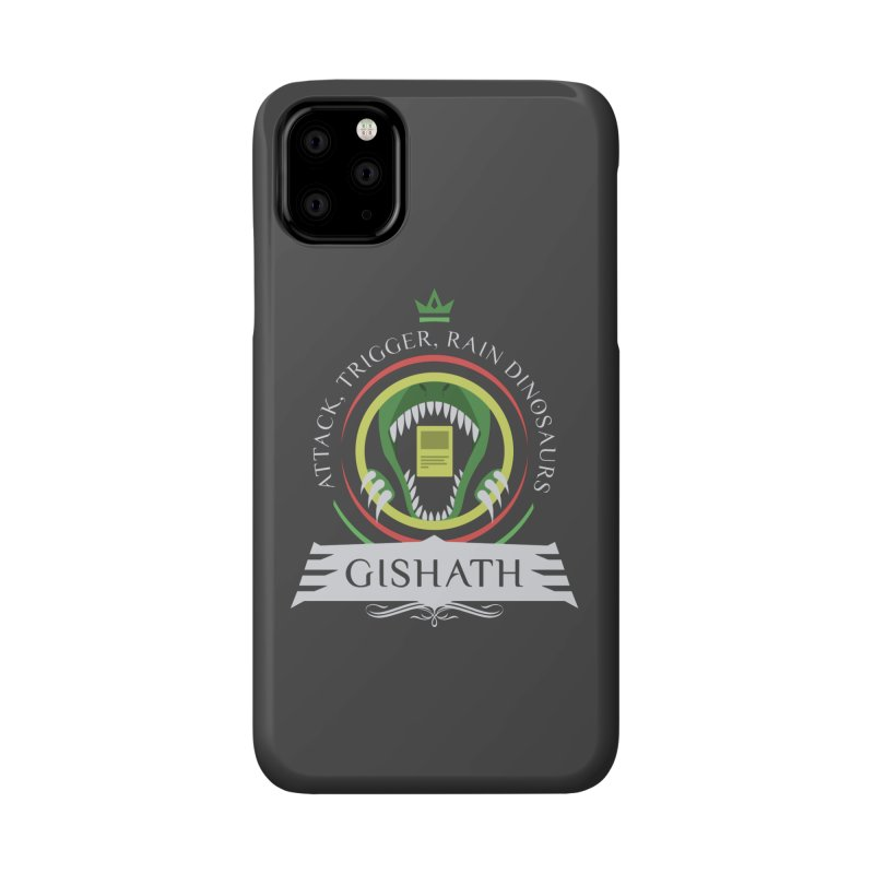 Commander Gishath Accessories Phone Case by Epic Upgrades