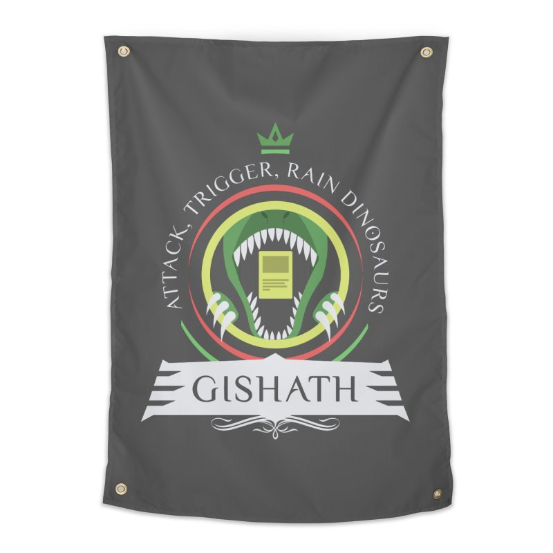 Commander Gishath Home Tapestry by Epic Upgrades