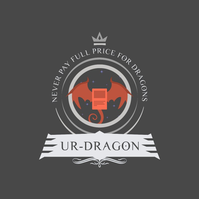 Commander Ur-Dragon Home Duvet by Epic Upgrades
